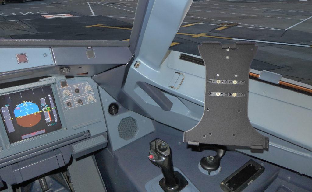 Airbus 320 iPad Generation 4 EFB Cradle