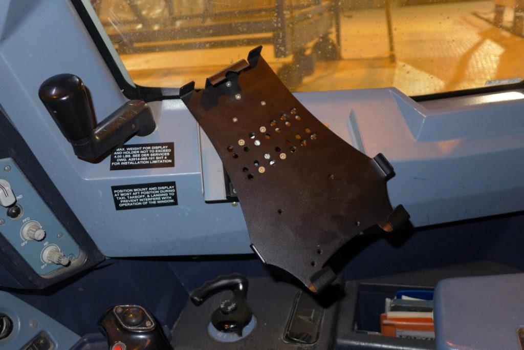 A330 iPad Cradle Survivor